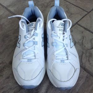 Mens new balance 608 sneakers.